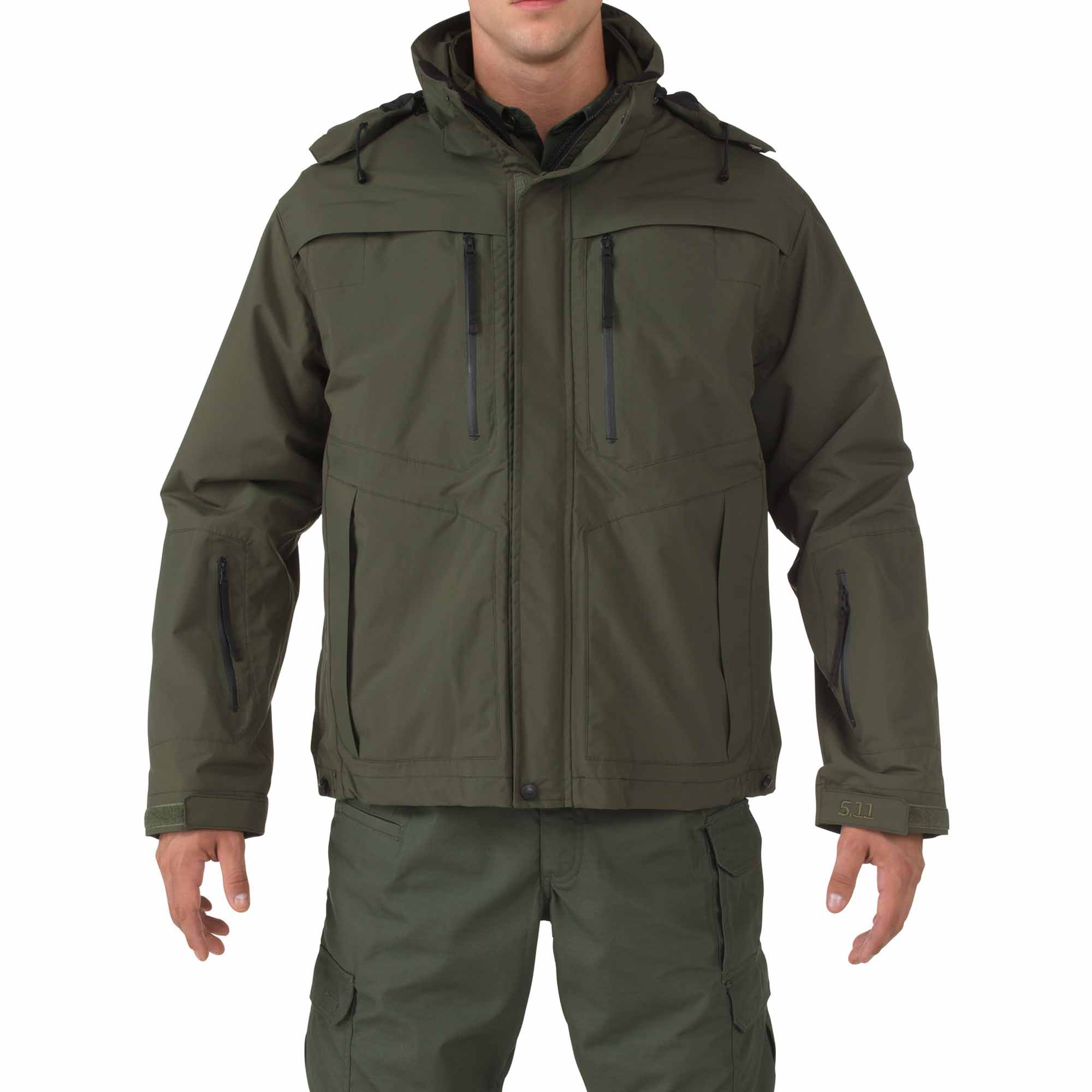 5.11 Tactical Men Valiant Duty Jacket-