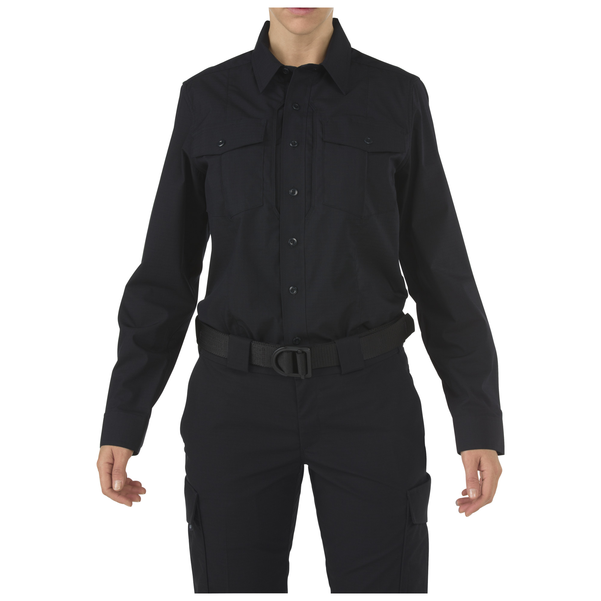 5.11 Tactical Womens 5.11 Stryke™ Class-B Pdu® Long Sleeve Shirt-5.11 Tactical