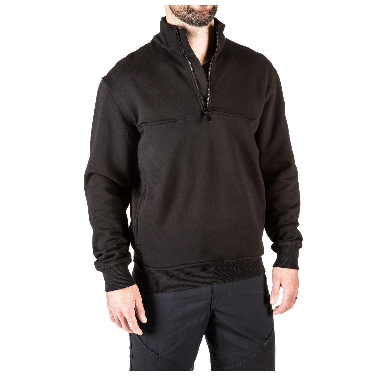 c100e9082ae Buy 5.11 Tactical MenS 1 4 Zip Job Shirt - 5.11 Tactical Online at ...