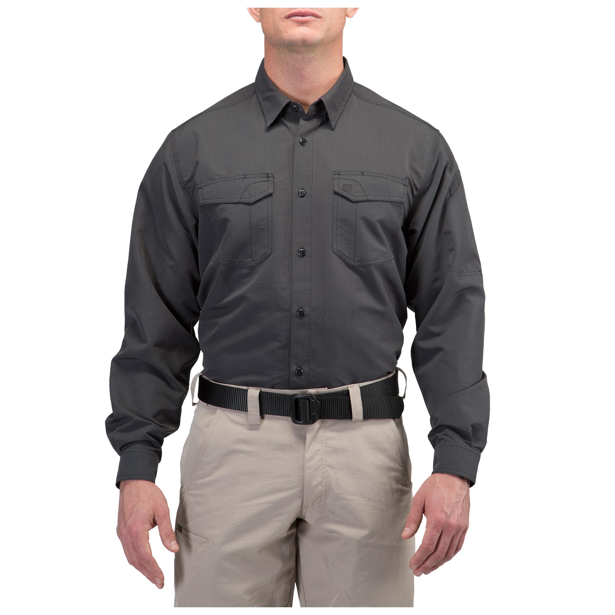 4feefe6d89b6a Buy 5.11 Tactical Mens Fast-Tac™ Long Sleeve Shirt - 5.11 Tactical ...