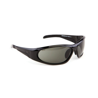 Ascend Sunglasses Plain Smoke Lens