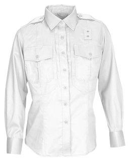 Womens PDU L&#47S Twill Class B Shirt