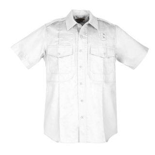 Mens PDU S&#47S Twill Class B Shirt