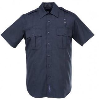 Mens PDU S&#47S Twill Class A Shirt