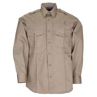 Mens PDU L&#47S Twill Class B Shirt