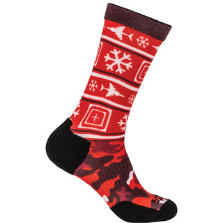 10041AJ 5.11 Tactical Sock And Awe Holiday Edition-511