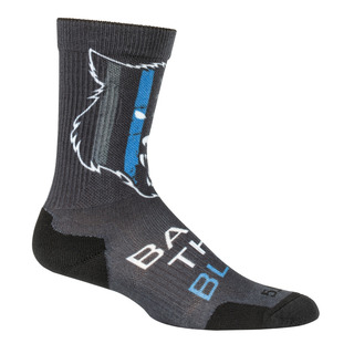 5.11 Tactical MenS Sock And Awe Back The Blue-