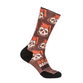 5.11 Tactical Sock & Awe Death Before Decaf-511