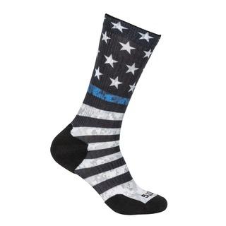 5.11 Tactical Sock & Awe Thin Blue Line-511