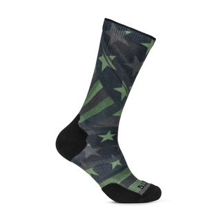 5.11 Tactical Sock & Awe Patriotic Folds Green-