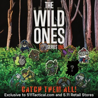 5.11 Tactical The Wild Ones Series One-