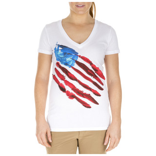 5.11 Tactical Women Feather Flag Tee-