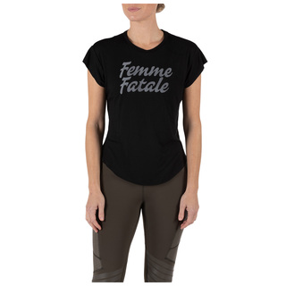 5.11 Tactical Femme Fatale Tee-5.11 Tactical