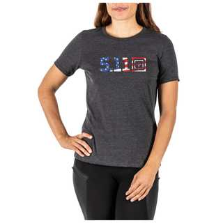 5.11 Tactical Women Legacy Usa Flag Fill Tee-