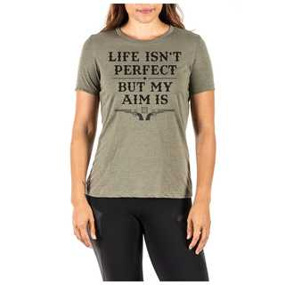 5.11 Tactical Women Life IsnT Perfect Tee-5.11 Tactical