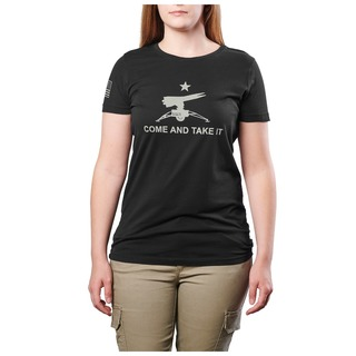 5.11 Tactical Womens Come Take It Tee-