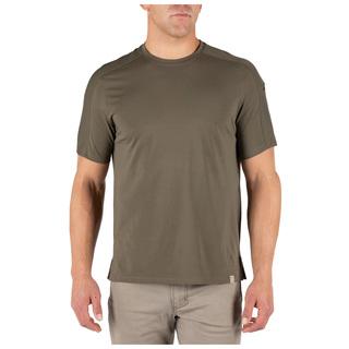 5.11 Tactical MenS Delta Short Sleeve Crew Shirt-511