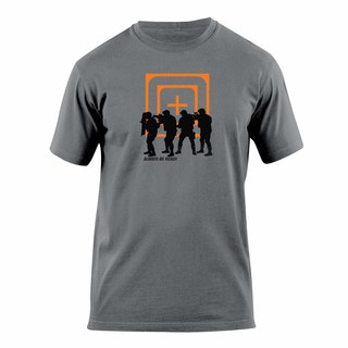 5.11 Tactical MenS Crosshair Stacked T-Shirt