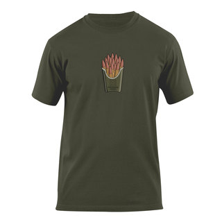 5.11 Tactical MenS Freedom Fries T-Shirt