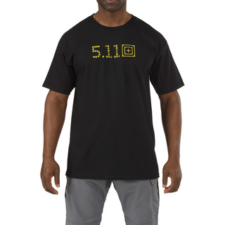 5.11 Tactical MenS Skull Caliber T-Shirt