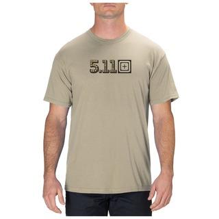 5.11 Tactical MenS Tactical Bullet Tee-