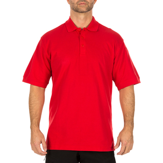 41180WS Utility Short Sleeve Polo