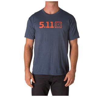 41191AAD 5.11 Tactical Men Legacy Pop Tee-511