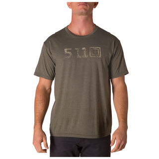 5.11 Tactical Men Legacy Topo Fill Tee-5.11 Tactical