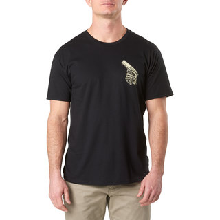 41195EA 5.11 Tactical MenS Cold Hands 45 Tee-5.11 Tactical