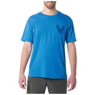 41191EE 5.11 Tactical MenS Eagle Rock Tee-511