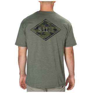 5.11 Tactical Men Diamond Crest Tee-