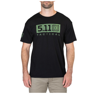 5.11 Tactical MenS Legacy Box Tee-5.11 Tactical