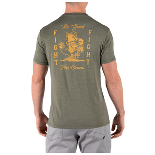 5.11 Tactical Men Fight The Good Fight Tee-