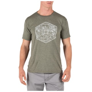 41191U 5.11 Tactical MenS Hex Emblem Tee-5.11 Tactical