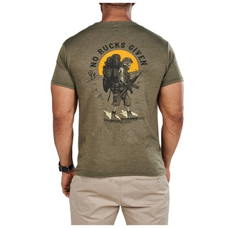 5.11 Tactical MenS No Rucks Given Tee-
