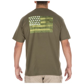 5.11 Tactical MenS Molle America T-Shirt-