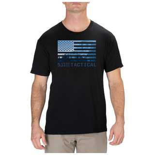 41195RJW 5.11 Tactical MenS America The Beautiful Tee-511