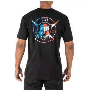 5.11 Tactical MenS Gladiator Patriot Tee-511