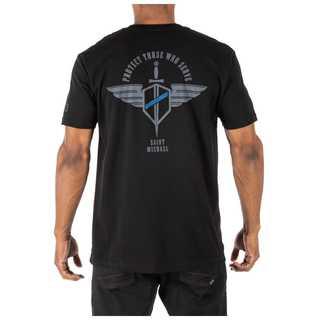 5.11 Tactical MenS St Michael Sword Tee-511
