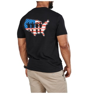 5.11 Tactical MenS Land Of The Free Tee-
