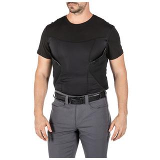 5.11 Tactical Mens Cams Short Sleeve Baselayer,-