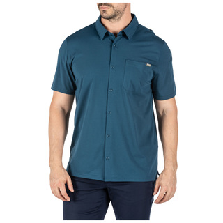 5.11 Tactical MenS Venture Short Sleeve Shirt-511