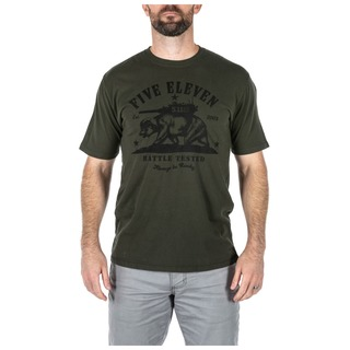 5.11 Tactical MenS Battle Bear Tee-