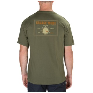 5.11 Tactical MenS Savage Mode Tee-