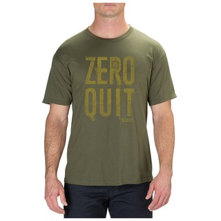 5.11 Tactical MenS Zero Quit Tee-