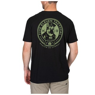 41242RM 5.11 Tactical MenS K9 Do Not Pet Tee-511