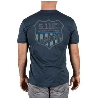 5.11 Tactical Public Safety Shirts Mens 5.11 Tactical Mens Texas Flag Legacy Tee-5.11 Tactical