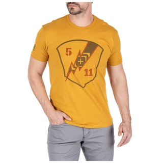 5.11 Tactical Men Lightning Shield Tee-5.11 Tactical