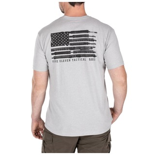 5.11 Tactical Men Barrel Banner Tee-