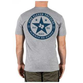 5.11 Tactical MenS Lone Star Tx State Tee-